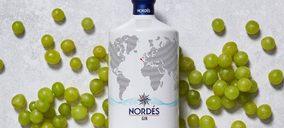 La ginebra Nordés aborda el mercado americano