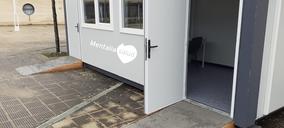 DomusVi habilita módulos exteriores en sus centros para facilitar las visitas