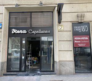Viena suma un céntrico local en Madrid capital