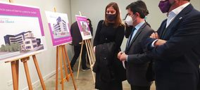 Vitalia presenta su proyecto de Huesca