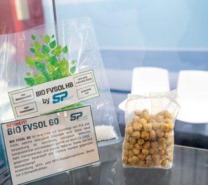 SP Group y Nurel Biopolymers desarrollan un material flexible con barrera compostable