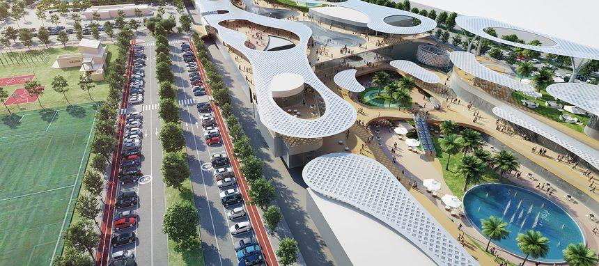 AQ Acentor levantará un complejo comercial y terciario en Valencia