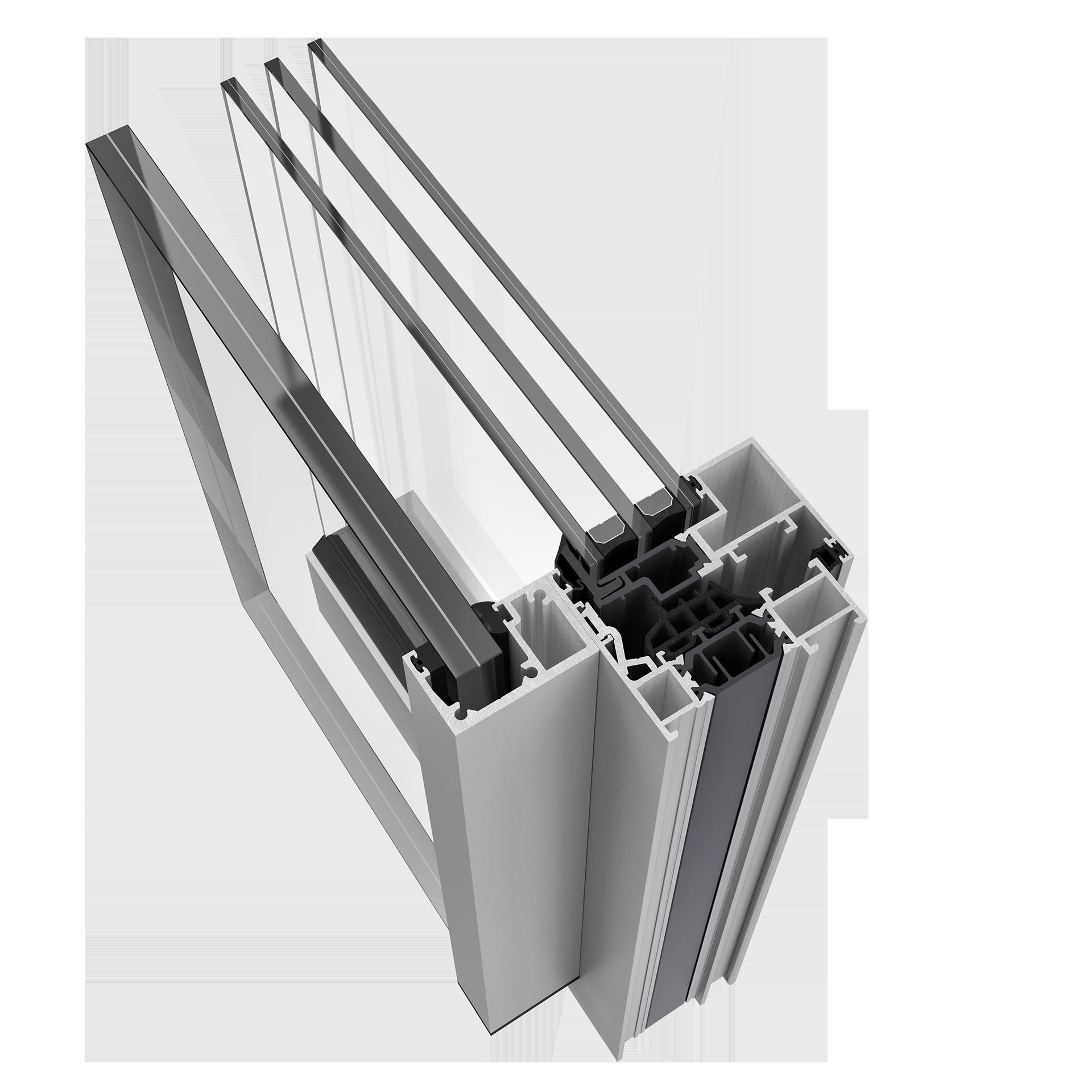 Exlabesa mejora su sistema de barandilla de vidrio para balcón francés