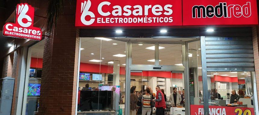Electrodomésticos Casares inmersa en su nueva etapa