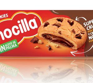 Nocilla entra en la categoría de galletas