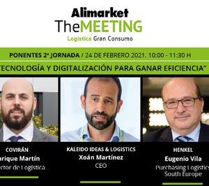 The Meeting Logística Gran Consumo de Alimarket analiza la importancia de la digitalización en su segunda jornada