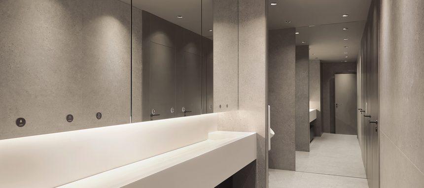 Nofer lanza un mueble de baño compacto y multifunción