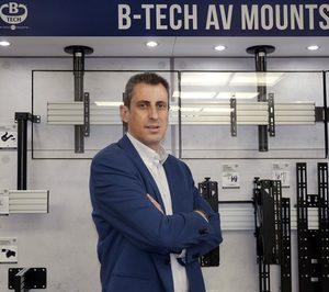 Nacho Olivé, nuevo responsable de desarrollo de B-Tech para la zona Este