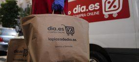 DIA incrementa un 8% sus ventas en España en 2020 frente al 0,2% alcanzado por el grupo