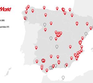 Competencia autoriza en primera fase la compra de 17 tiendas de Worten por MediaMarkt