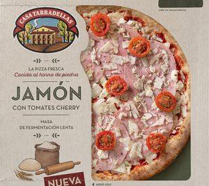 Casa Tarradellas amplía su catálogo de pizzas