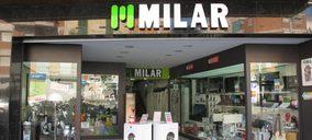 Milar Electro Norma suma dos tiendas