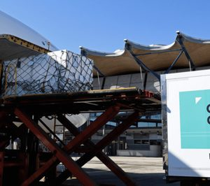 Los ingresos de Iberia Cargo cayeron un 12% durante el pasado año