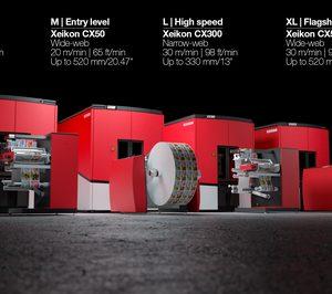 Xeikon lanza dos nuevas impresoras digitales de etiquetas