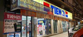 La cadena Tien21 traslada un centro en Madrid