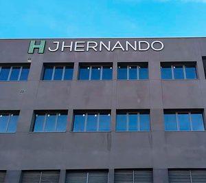 JHernando pone en marcha una nueva fábrica de equipos para la logística del ecommerce