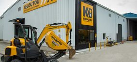 Kiloutou abre su quinto almacén en Madrid