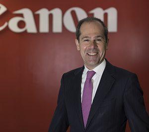 Javier Tabernero, nuevo consejero delegado de Canon en España y Portugal