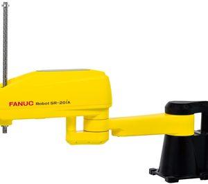 Fanuc presenta su último modelo de robot Scara