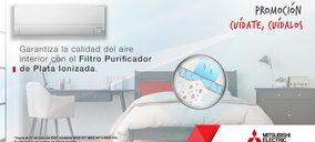 Mitsubishi Electric lanza una nueva promoción en su apuesta por la Calidad de Aire Interior