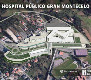 La UTE Copasa-Puentes-Ogmios se adjudica la reforma del Hospital Gran Montecelo de Pontevedra por casi 122 M