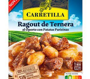 'Carretilla' amplía su gama de platos de carne con tres nuevas recetas