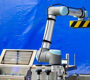 Inser Robótica lleva la cobótica al paletizado