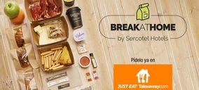 Sercotel Hotel Group y Just Eat lanzan BreakAtHome, el desayuno de hotel por primera vez en casa
