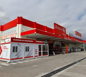 LoxamHune inaugura su segunda tienda de proximidad
