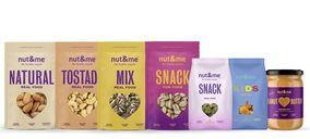 La gama nut&me sigue creciendo y lanza tienda online