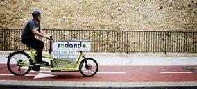Rodando Ecomensajería busca financiación para su expansión