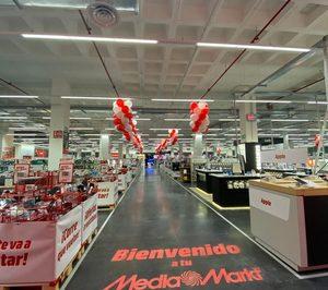 MediaMarkt inaugura su nueva tienda en Área Sur, la segunda relocalización del año