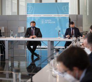 La Xunta evalúa proyectos para Next Generation por valor de 550 M