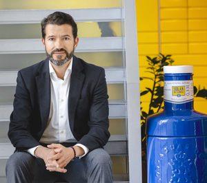 """Jesús Núñez (Aguas de Solán de Cabras): """"Implantaremos este año el 100% de r-PET en todos nuestros formatos"""""""