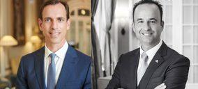 Ned Capeleris, nuevo director general del Luxury Castillo Son Vida y del Sheraton Mallorca Arabella, mientras que Borja García le sucede como responsable del Luxury María Cristina