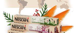 Nestlé consolida su posición en cápsulas de café con su último lanzamiento