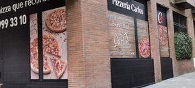 Pizzerías Carlos acometerá 15 aperturas este año tras aumentar ventas en 2020