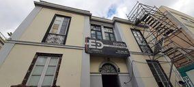 Saint-Gobain Placo participa en la rehabilitación de la Casa Antequera en Tenerife