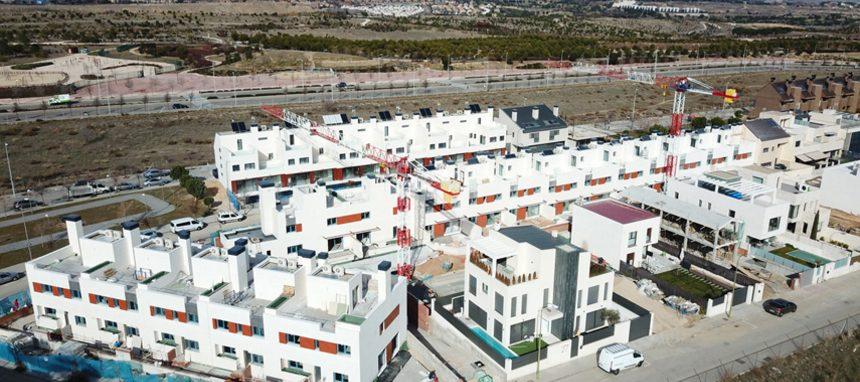 Asentis Plus tiene más de 900 viviendas en construcción con entregas hasta 2023