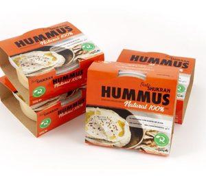 Taste Shukran lanza el hummus Realfooding de la mano del nutricionista Carlos Ríos