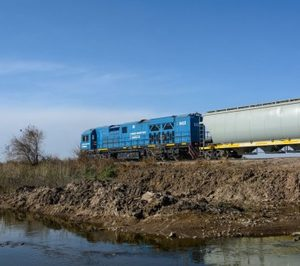 Ars Alendi y Grupo Jorge se unen en un proyecto de transporte ferroviario
