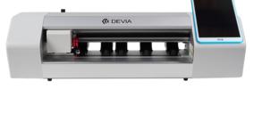Devia presenta el V2 Laptop, el primer Plotter del mercado español que crea protectores y vinilos de hasta 15,6