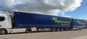 Palletways incorpora otro megacamión a sus operaciones