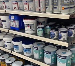Suministros Gary estrena centro para la venta de pinturas