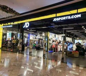 JD Sports amplía a cinco las aperturas previstas en la Comunidad Valenciana