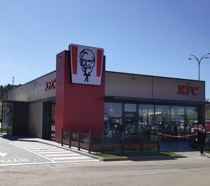 AmRest se refuerza como primer franquiciado de KFC en España