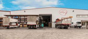 Maderas M.G. ampliará sus instalaciones