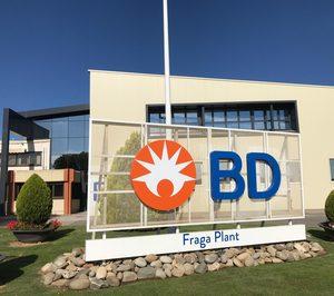 Becton Dickinson prevé construir una nueva planta de producción en Zaragoza