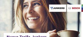Junkers presenta su nueva tarifa de precios con novedades en ACS y climatización