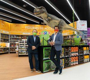 Toys R Us refuerza Andalucía con la reapertura de su tienda malagueña